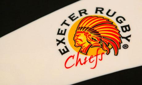 Exeter Chiefs: restano logo e nome della squadra, ma sparisce la mascotte