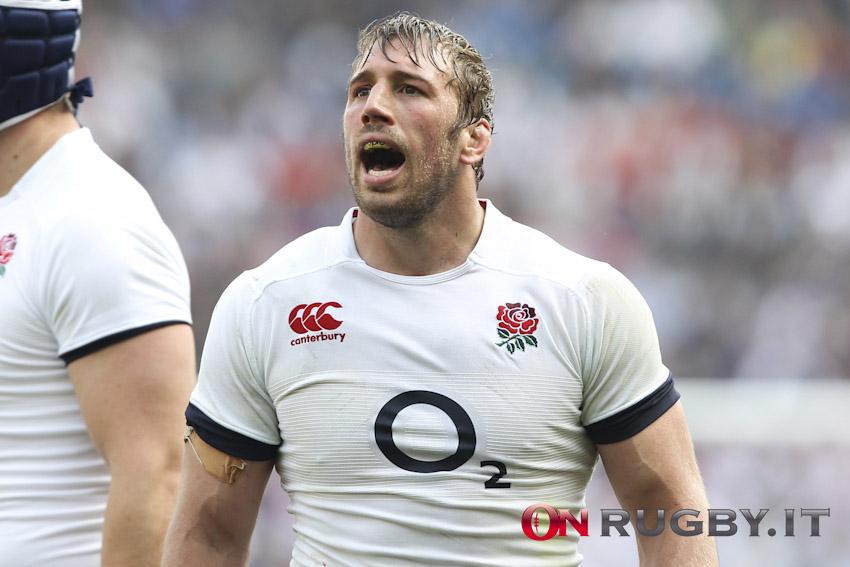 Barbarians_Chris Robshaw_Inghilterra
