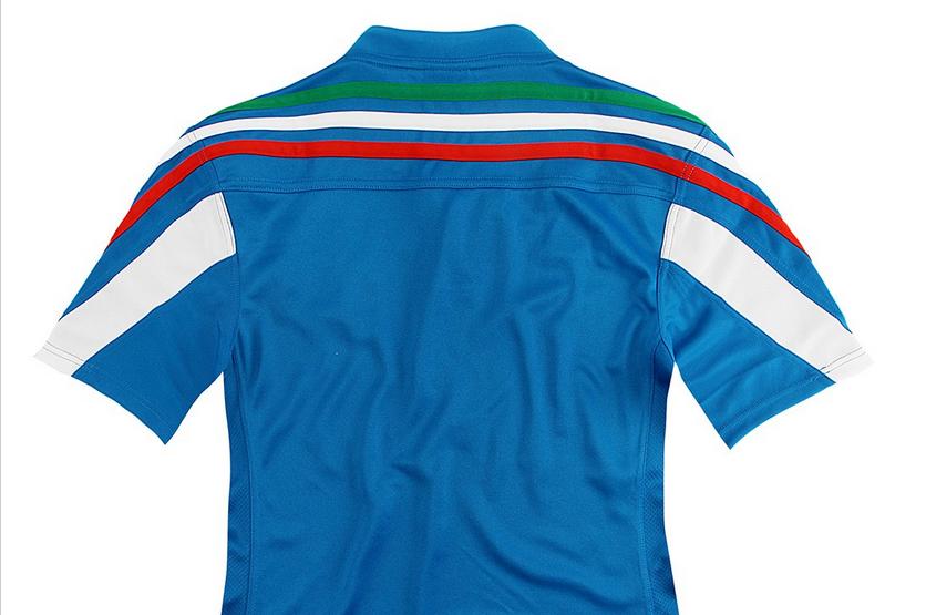 Maglia Italia spalle