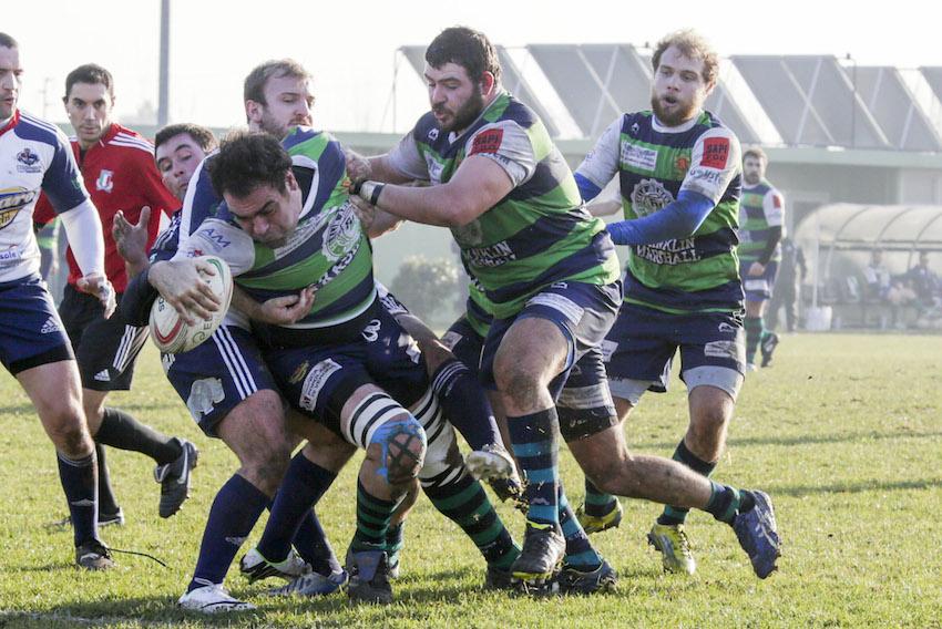 Cus Verona Rugby  Lumezzane 21.12.2014