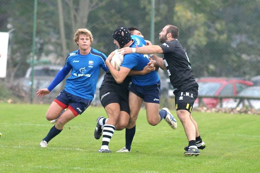 Cus Torino contro Rugby Lyons