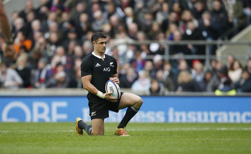 Dan Carter (ph.  Paul Harding/Action Images)