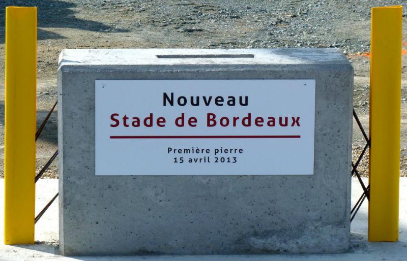 Stadio di Bordeaux