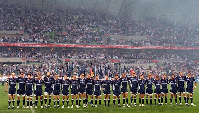 Super rugby australiano: i Rebels hanno vinto la loro prima partita del torneo
