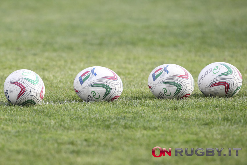 Palloni FIR nazionale rugby
