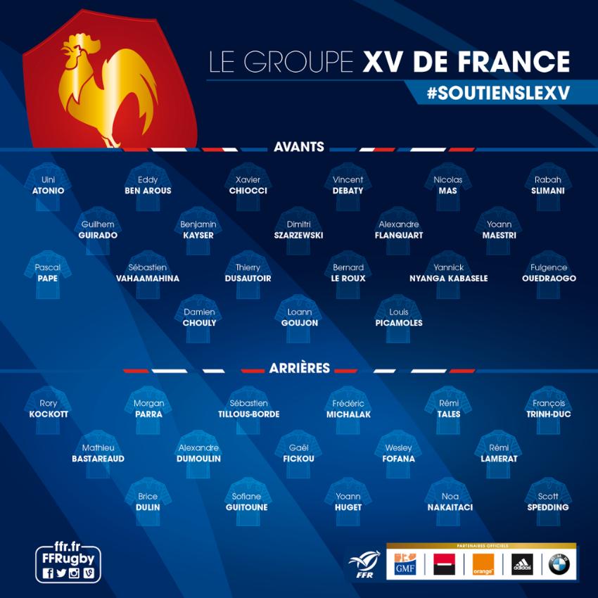 Francia RWC