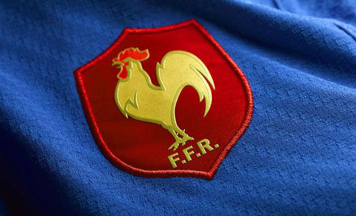 Lo stemma della Federazione Francese