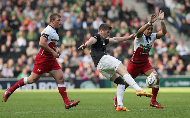 Northampton_Saracens_Action_Images Henry Browne