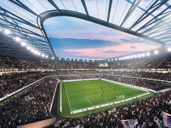 Grande Stade Lione