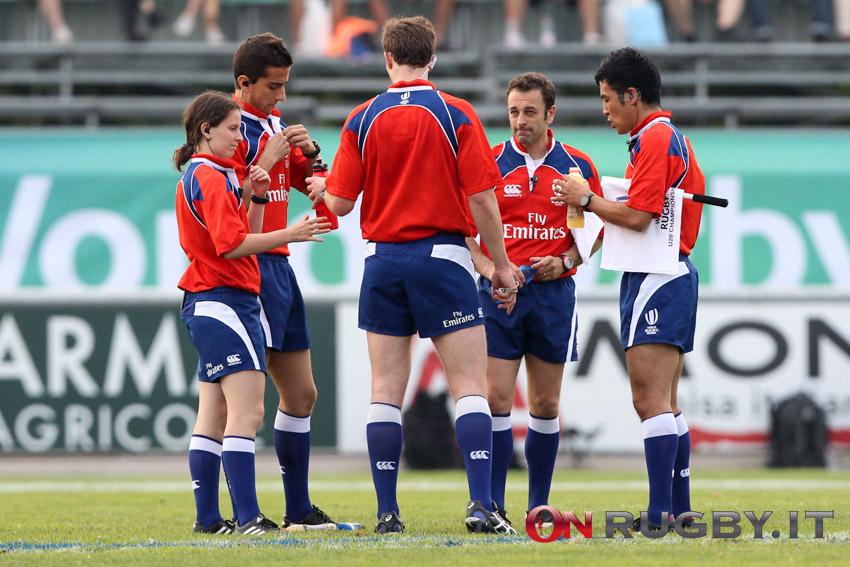 Rugby Championship: le sfide tra All Blacks e Springboks saranno arbitrate da due inglesi (ph. Sebastiano Pessina)
