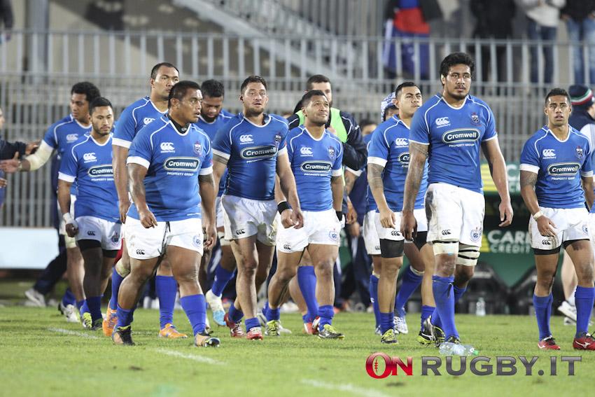 Coppa del Mondo 2023: Samoa-Tonga, si apre lo spareggio per un posto al Mondiale ph. Sebastiano Pessina