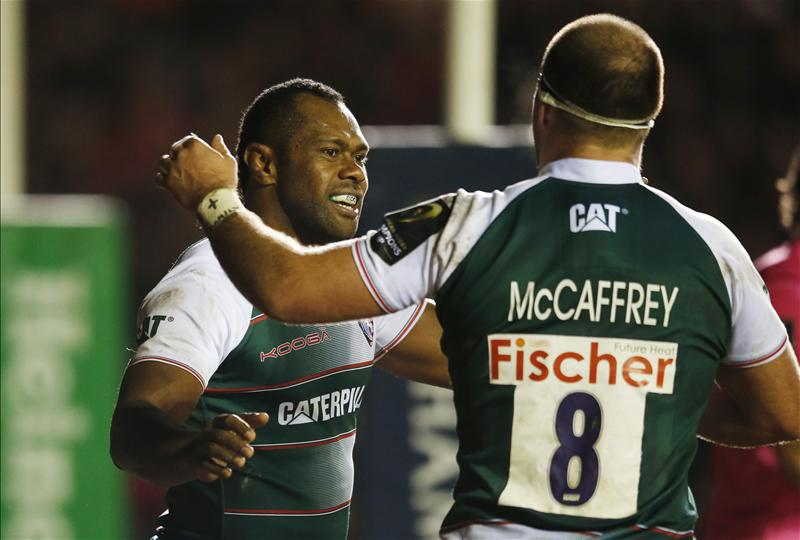 Leicester Tigers (ph. Paul Childs/Action Images)