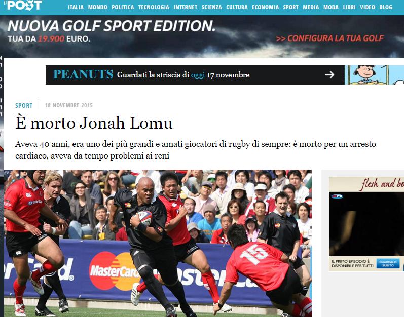 Lomu Post