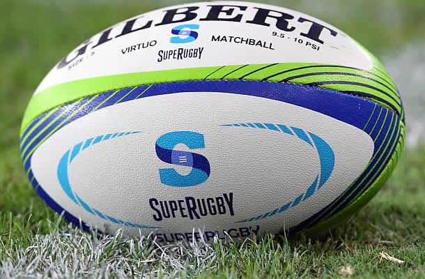 Super Rugby palla
