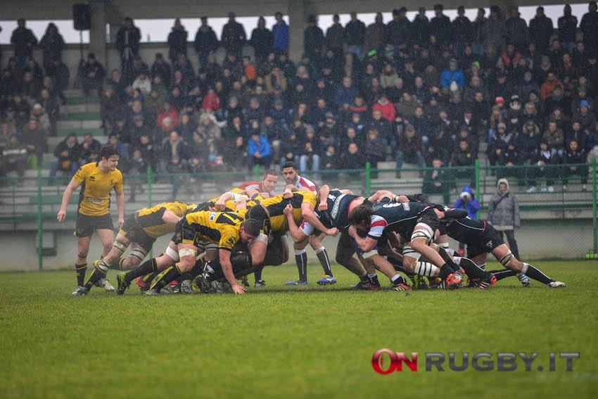 Il Rugby Viadana rinforza la sua mischia ph. Corrado Villarà