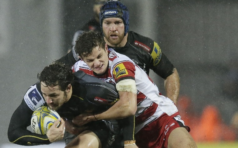 michele campagnaro exeter rugby
