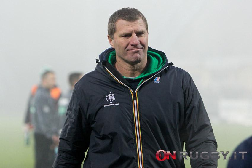 Il Benetton Rugby è pronto a tornare operativo al 100%. ph. Sebastiano Pessina
