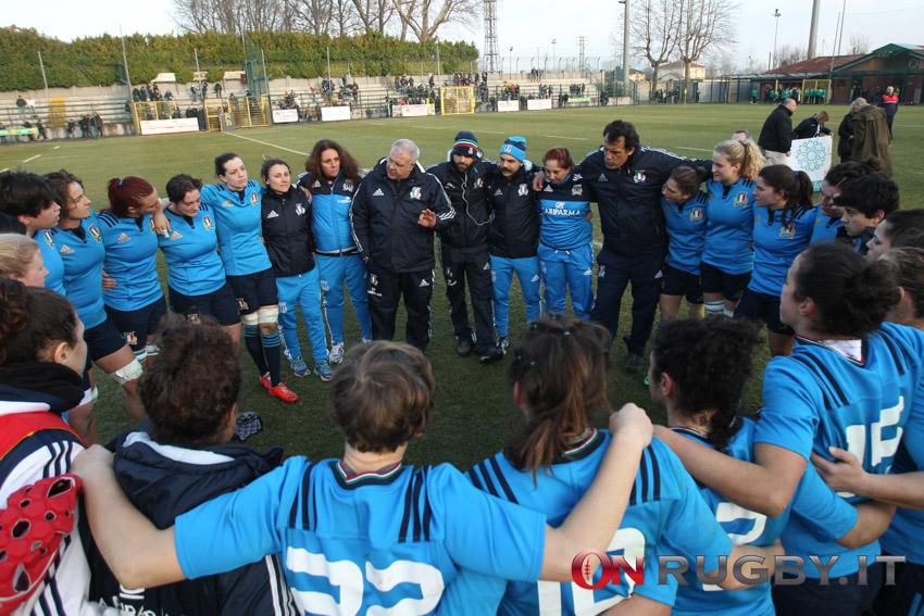 italia femminile nazionale rugby