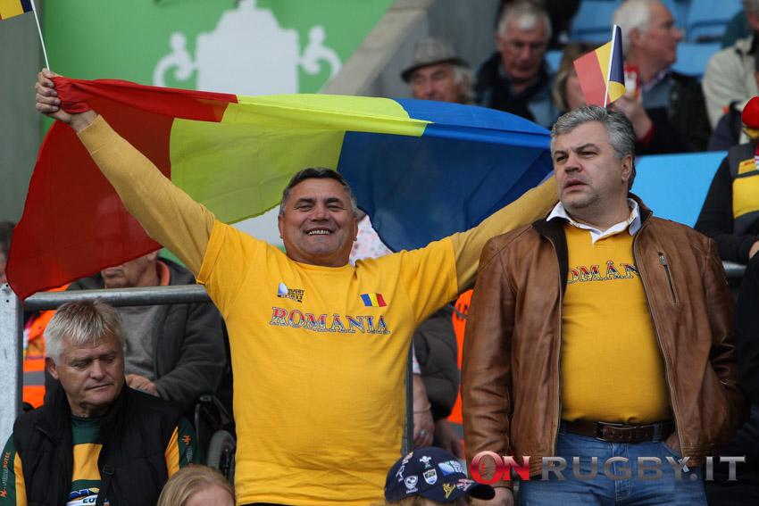 tifosi romania rugby