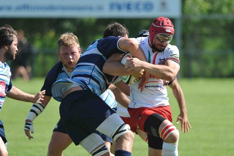 reggio rugby florian Cazenave