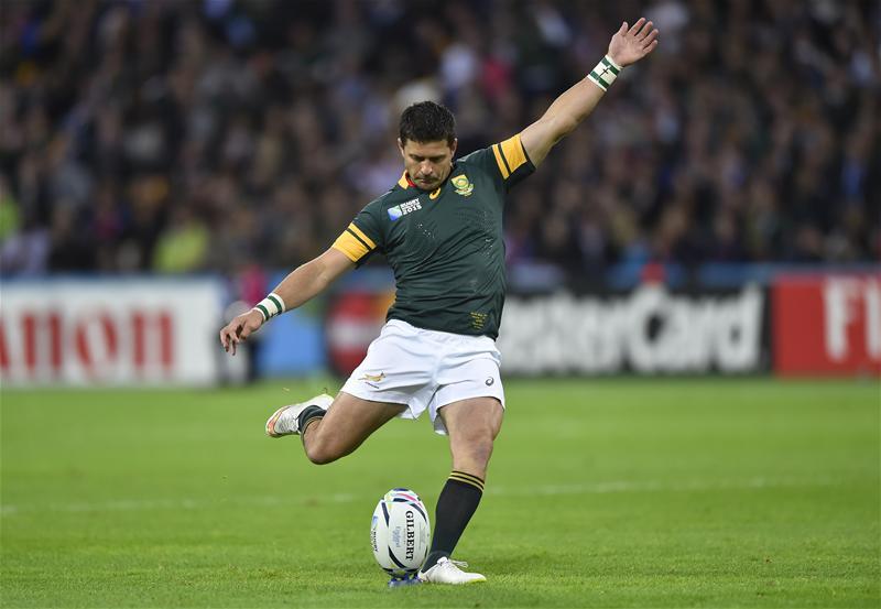 Mornè Steyn, rileggiamo la carriera di un mito del rugby mondiale ph. Toby Melville