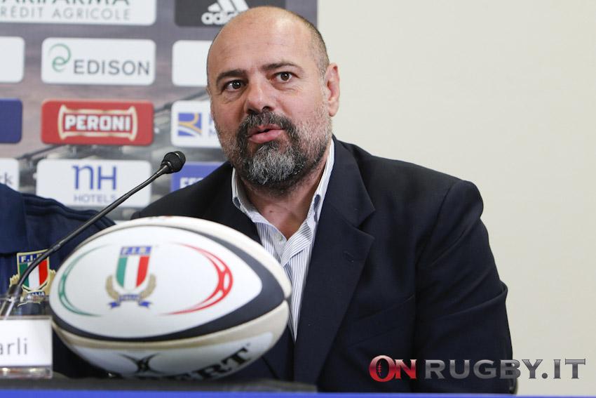 Autumn Nations Cup: De Carli guida gli avanti azzurri ph. Sebastiano Pessina