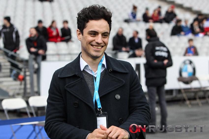 Aristide Barraud mogliano rugby