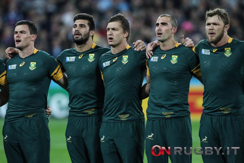 Jacques Nienaber sarà l'allenatore del Sudafrica dal prossimo Rugby Championship ph. Sebastiano Pessina
