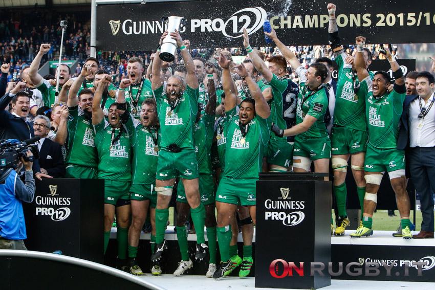connacht rugby pro12
