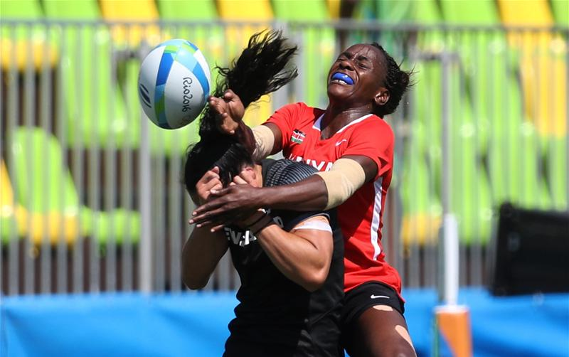 rugby seven rio 2016