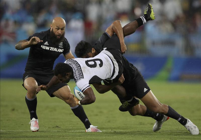 fiji nuova zelanda rugby seven