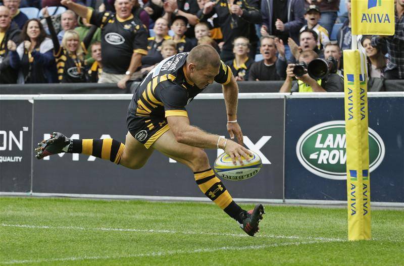 premiership wasps