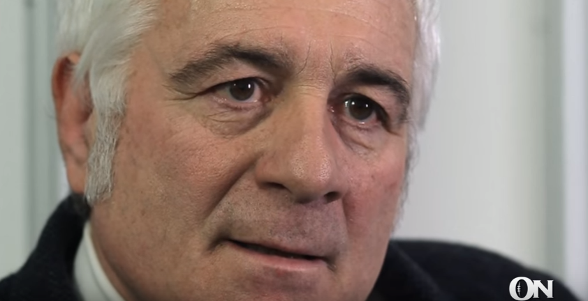 Marzio Innocenti Presidente della Federazione Italiana Rugby