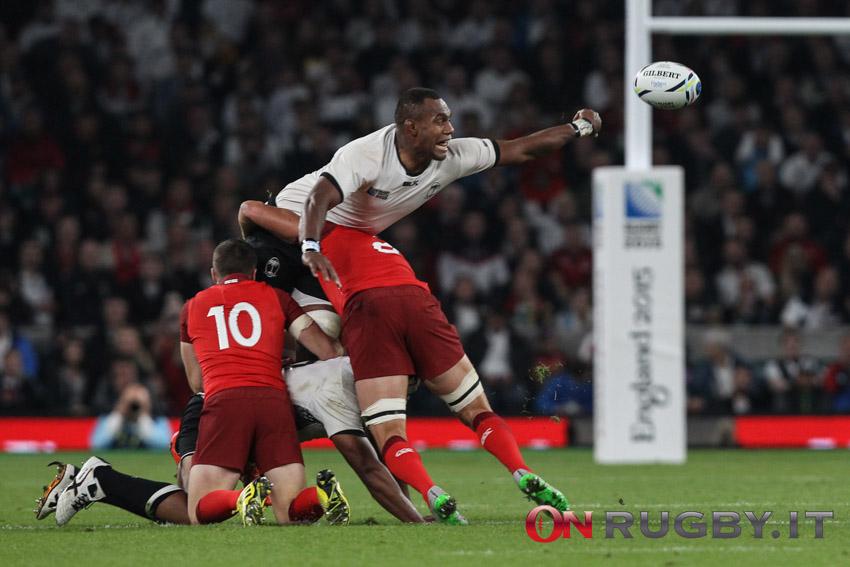 fiji inghilterra rugby