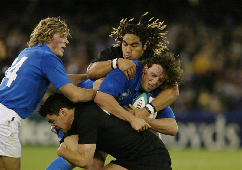 bergamasco rugby