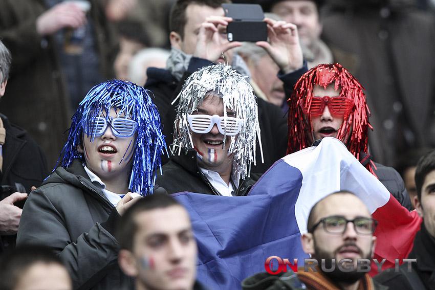 francia test match tifosi