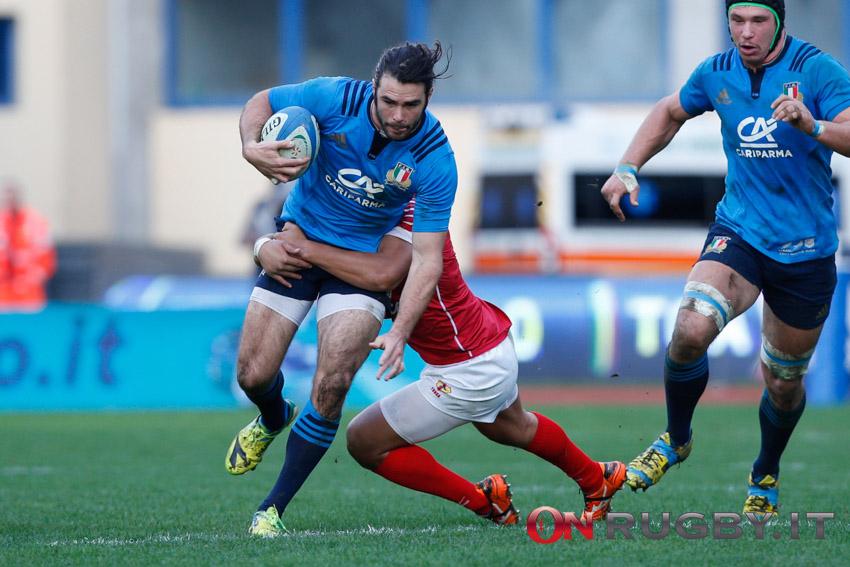 italia test match nazionale rugby mclean