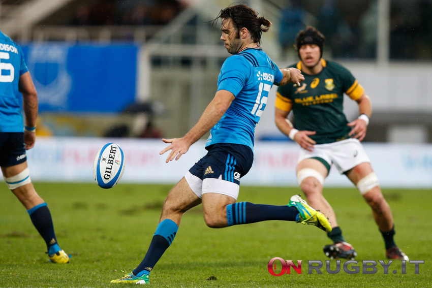 italia mclean nazionale rugby benetton treviso