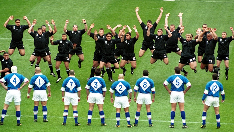 italia all blacks