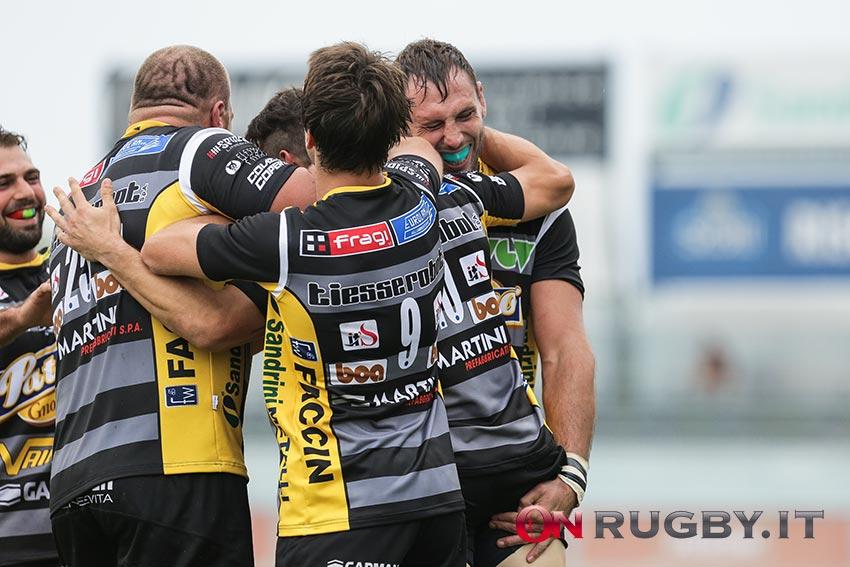 calvisano rugby eccellenza