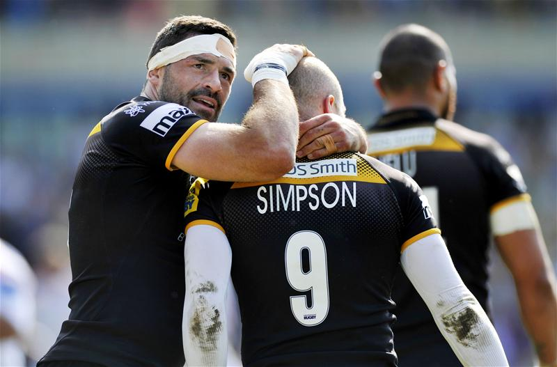 andrea masi wasps rugby