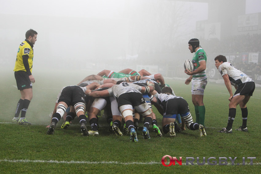 benetton treviso zebre rugby pro12 derby