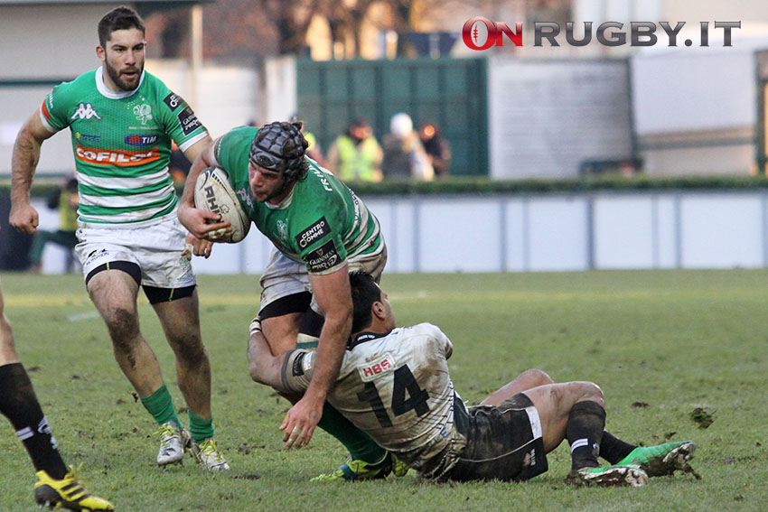 benetton treviso zebre rugby