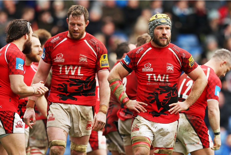 London Welsh rugby