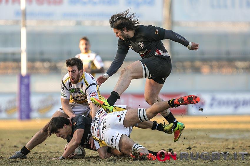petrarca padova calvisano rugby eccellenza
