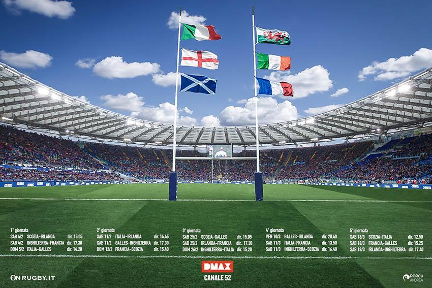 Rugby 6 Nazioni Calendario.Rugby Sei Nazioni 2017 Il Calendario Dell Italia Maschile