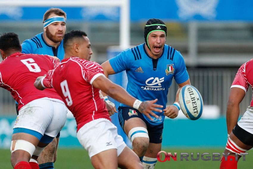 minto italia nazionale rugby sei nazioni