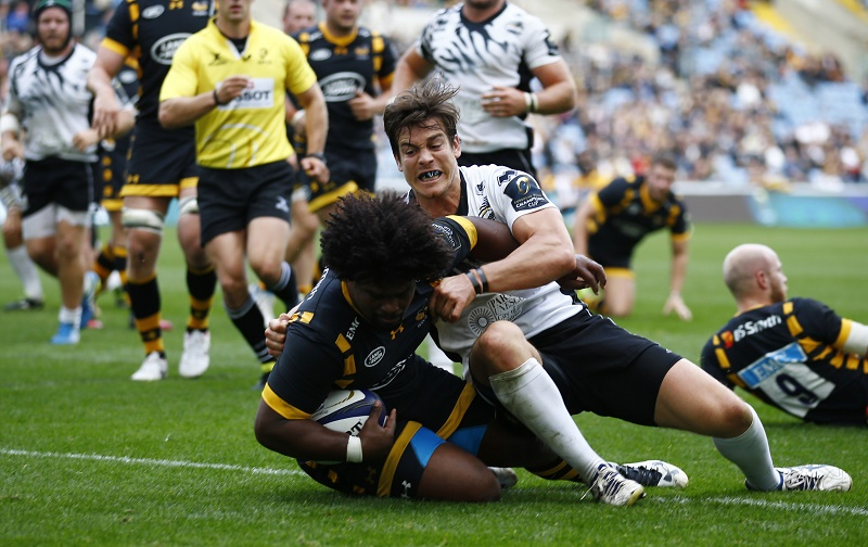 wasps zebre rugby champions cup