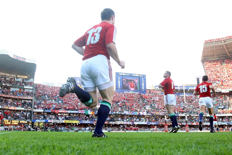 British & Irish Lions O'driscoll rugby