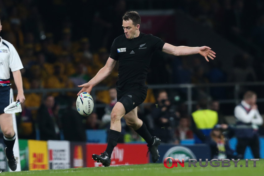 ben smith all blacks